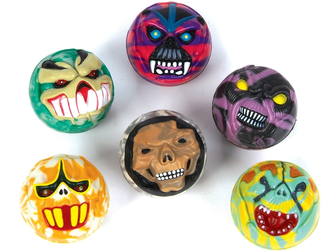 45mm Monster ball Case of 432 Super Bouncy Ball BULK