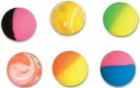 49mm Assorted Case of 288 Super Bouncy Ball BULK