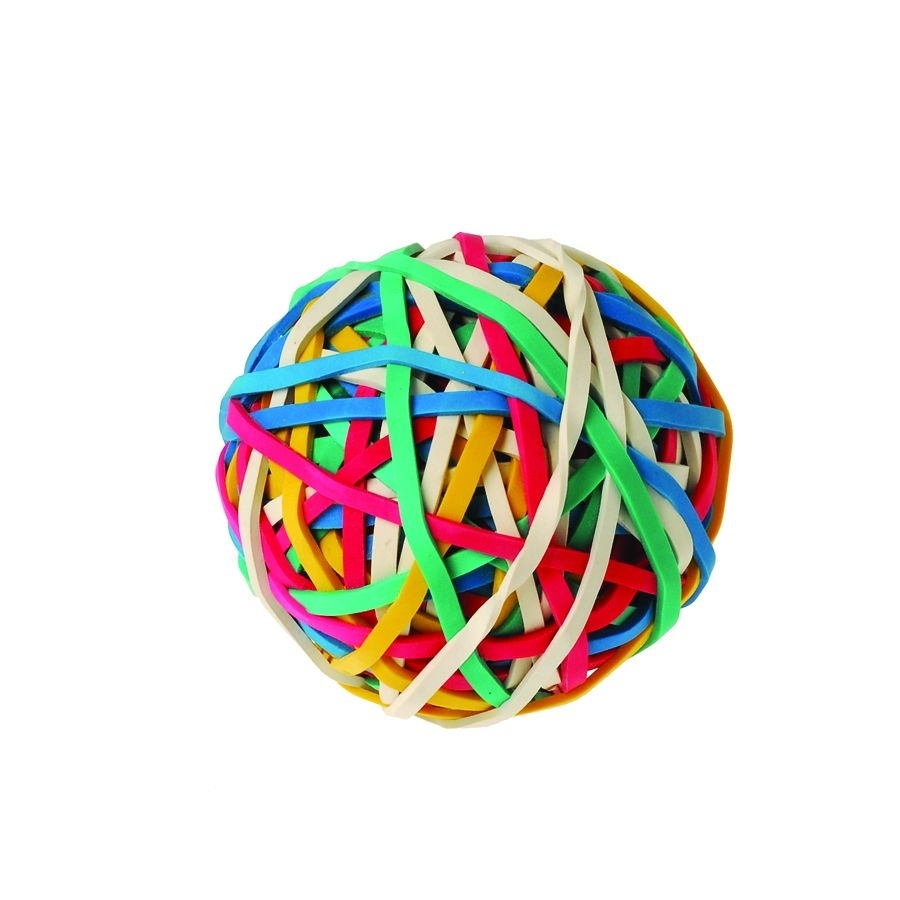 Rubber Band Balls Hi Bounce
