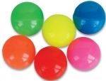 Solid Colored Rubber Balls